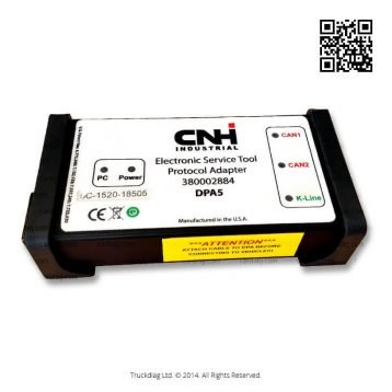 DPA5 Electronic Service Tool