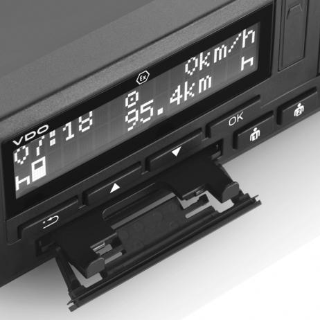 Tachograph programming
