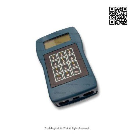 Universal Tachograph Programmer